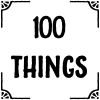 100 Things: The Comic Books