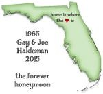Coming to Joe and Gay's anniversary party? Look for an email from me tomorrow!