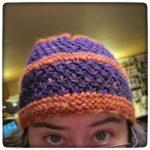 Not a totally handspun hat