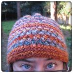 A third handspun hat