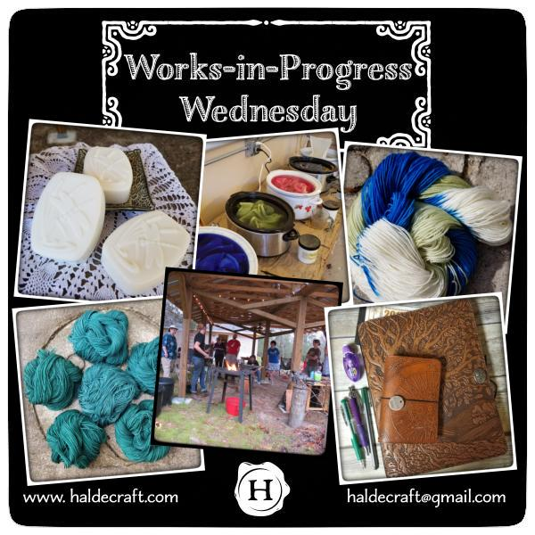 Works-in-Progress Wednesday (01/16/18)