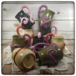 New in the shop: Tentacle mugs