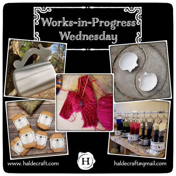 Works-in-Progress Wednesday (01/31/18)