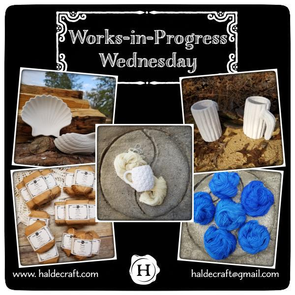 Works-in-Progress Wednesday (02/14/18)