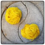 February 2018 Yarn Club: Sunflowers