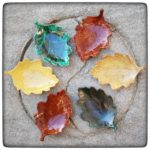 New in the Shop: Leaf Soap Dishes