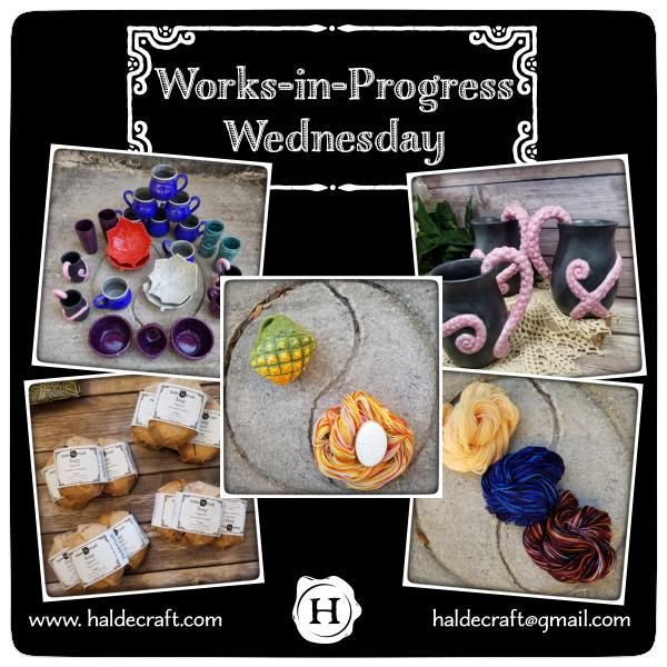 Works-in-Progress Wednesday (03/28/18)