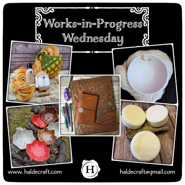 Works-in-Progress Wednesday (04/18/18)