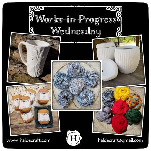 Works-in-Progress Wednesday (04/25/18)