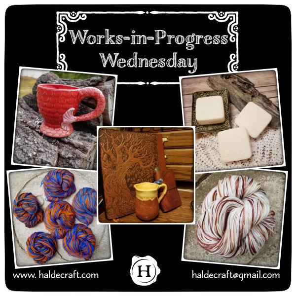 Works-in-Progress Wednesday (05/02/18)