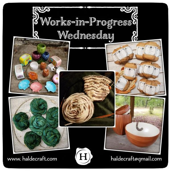 Works-in-Progress Wednesday (05/16/18)