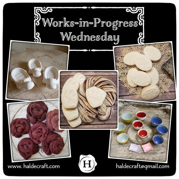 Works-in-Progress Wednesday (05/23/18)