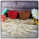 This Week Only: One-off Cabled Bowls