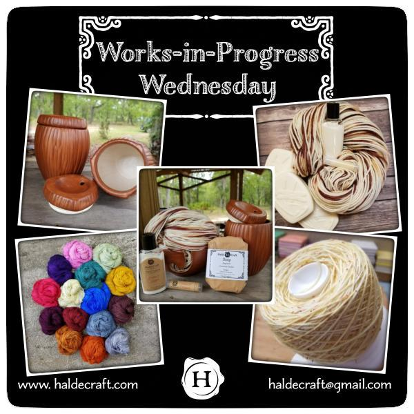 Works-in-Progress Wednesday (06/13/18)
