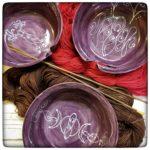 New in the shop: Goddess yarn bowl