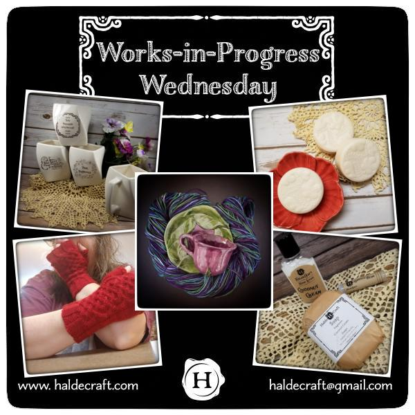 Works-in-Progress Wednesday (07/18/18)