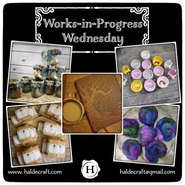 Works-in-Progress Wednesday (08/01/18)