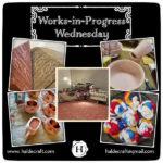 Works-in-Progress Wednesday (08/29/18)