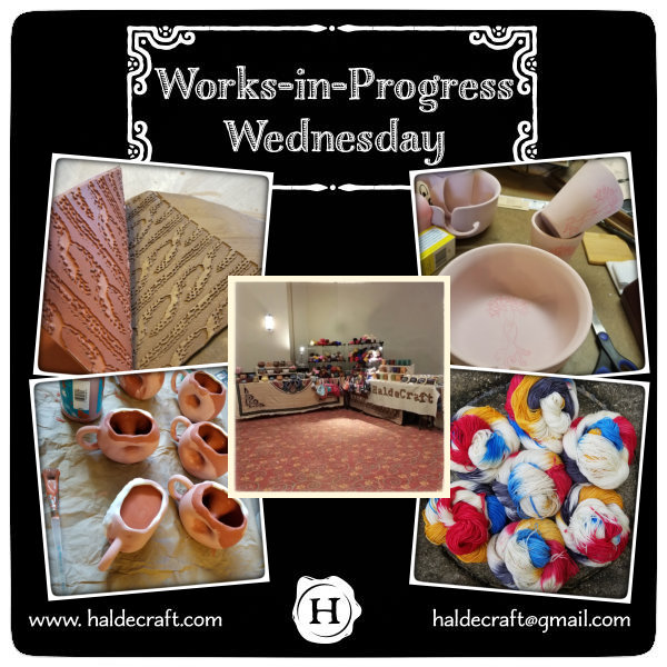 Works-in-Progress Wednesday (08/29/18)