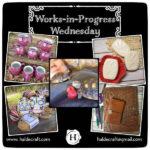 Works-in-Progress Wednesday (10/17/18)