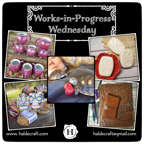 Works-in-Progress Wednesday (10/17/18)