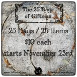 The 25 Days of Giftmas