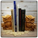 This Week Only: Owl Bookends