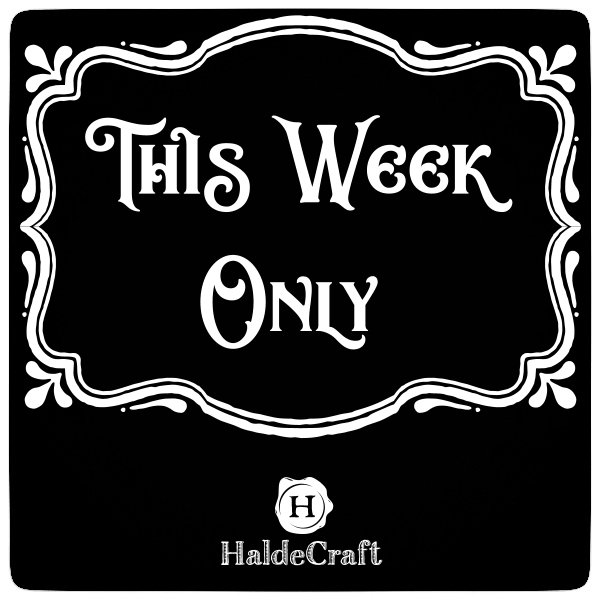 This Week Only…. is taking a break!