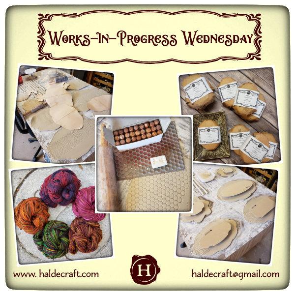 WiP Wed (03/11/20)