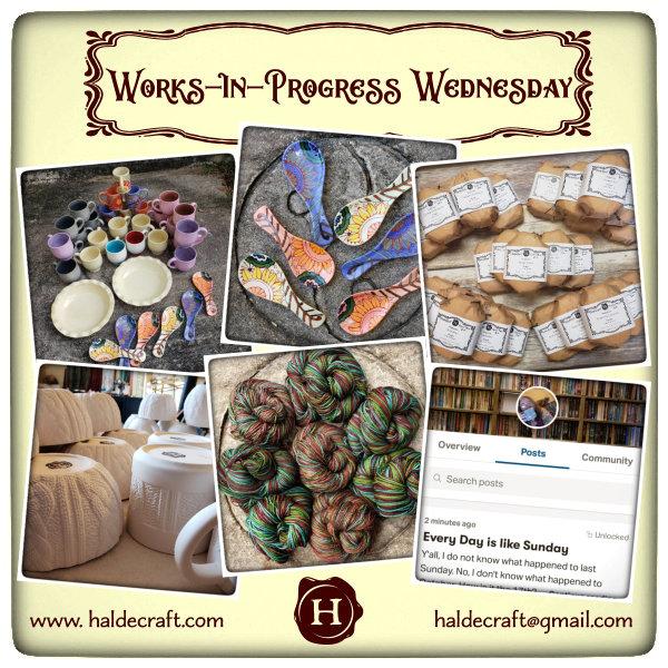 WiP Wed (11/11/20)